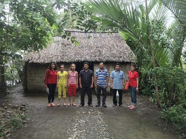 xã Ninh Quới, Bạc Liêu - Khảo sát từ thiện